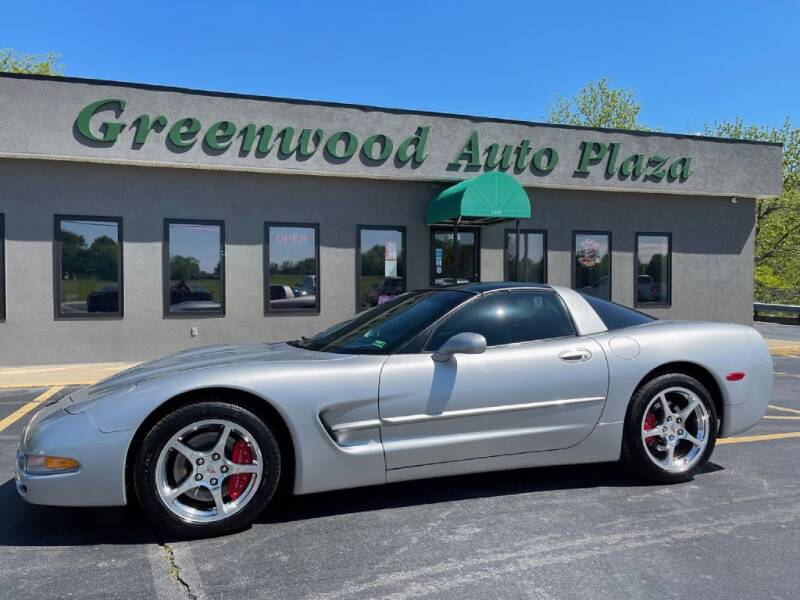2004 Chevrolet Corvette for sale at Greenwood Auto Plaza in Greenwood MO