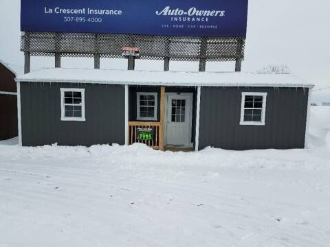 2018 PREMEIR 12'X32' CENTER CABIN for sale at Tri State Auto Center - Sheds in La Crescent MN