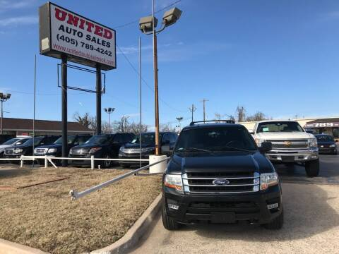 2015 Ford Expedition for sale at United Auto Sales in Oklahoma City OK