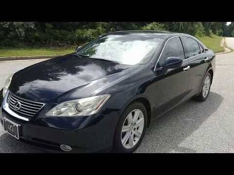 2007 Lexus ES 350 for sale at Top Gun Auto Sales, LLC in Albuquerque NM