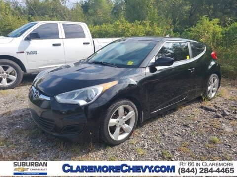 2012 Hyundai Veloster for sale at Suburban Chevrolet in Claremore OK