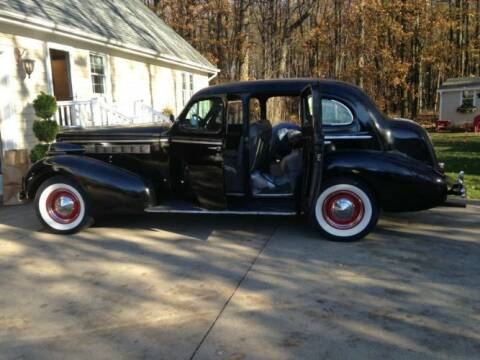 1938 Buick Century for sale at Classic Car Deals in Cadillac MI