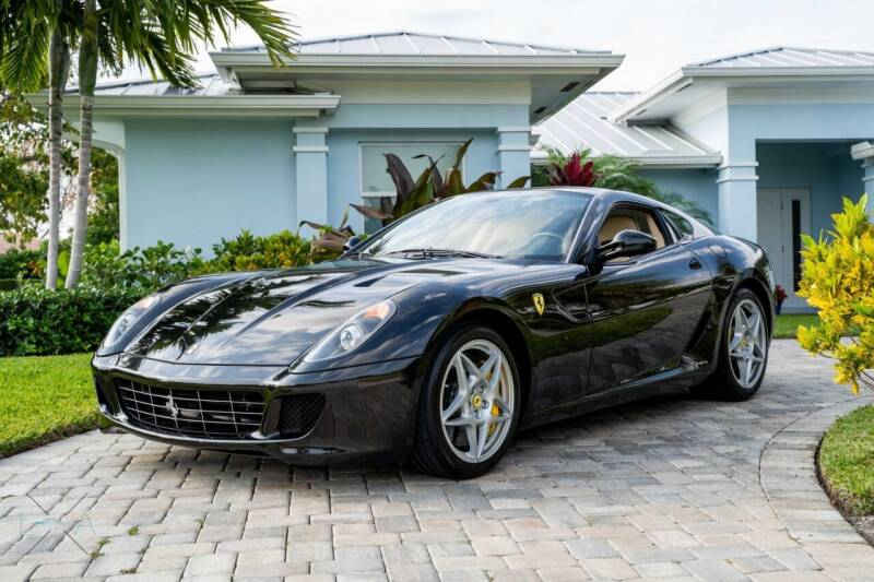 2008 Ferrari 599 GTB Fiorano for sale in West Palm Beach, FL
