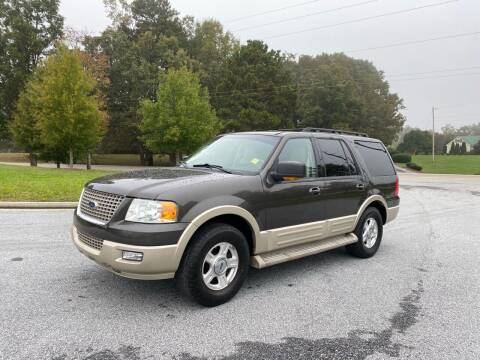 2006 Ford Expedition for sale at GTO United Auto Sales LLC in Lawrenceville GA