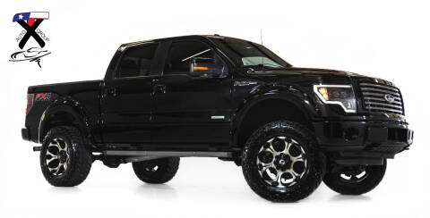 2012 Ford F-150 for sale at TX Auto Group in Houston TX