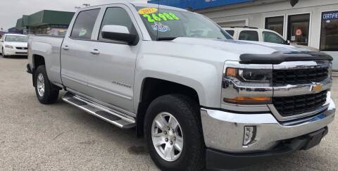 2017 Chevrolet Silverado 1500 for sale at Perrys Certified Auto Exchange in Washington IN