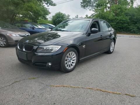 2009 BMW 3 Series for sale at Pelham Auto Group in Pelham NH