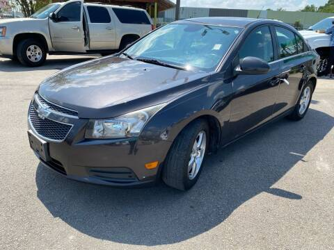 2014 Chevrolet Cruze for sale at RODRIGUEZ MOTORS CO. in Houston TX