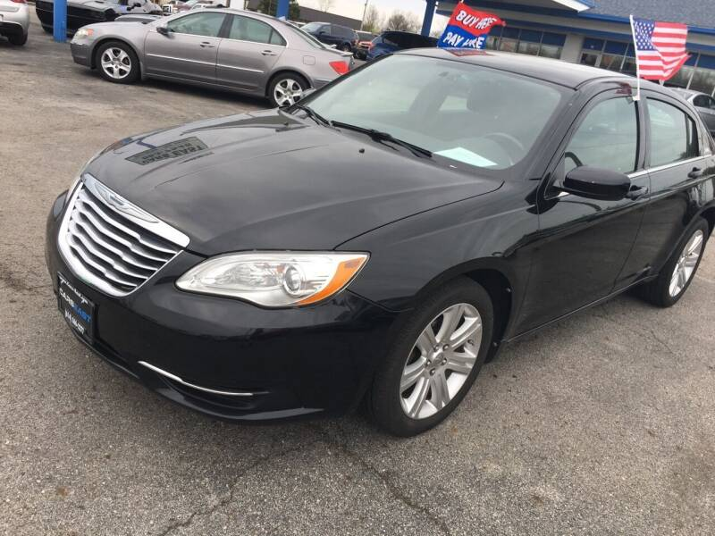 2012 Chrysler 200 for sale at Cars East in Columbus OH