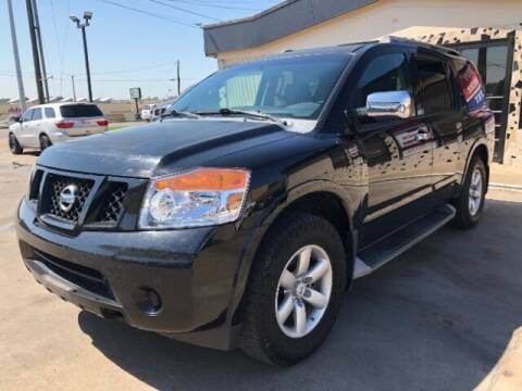 2012 Nissan Armada for sale at Auto Limits in Irving TX