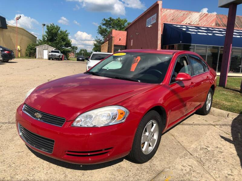 2007 Chevrolet Impala for sale at Cars To Go in Lafayette IN