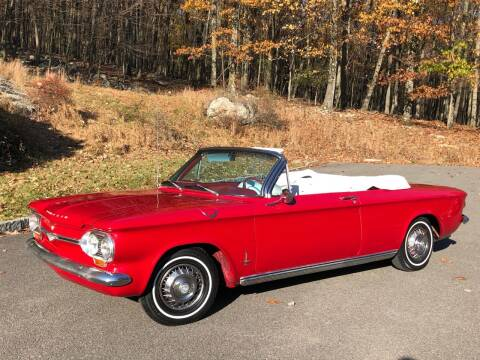 1964 Chevrolet Corvair for sale at Right Pedal Auto Sales INC in Wind Gap PA