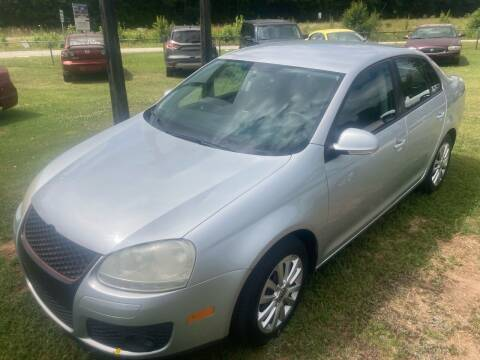 2010 Volkswagen Jetta for sale at UpCountry Motors in Taylors SC