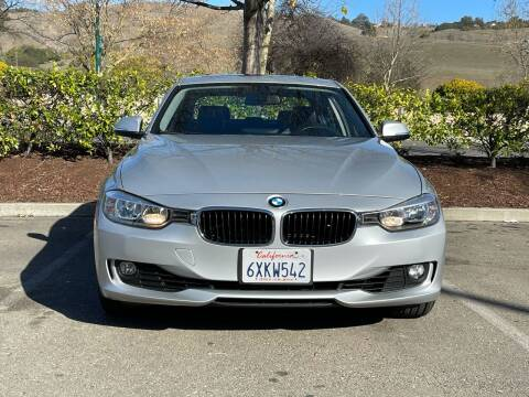 2012 BMW 3 Series for sale at CARFORNIA SOLUTIONS in Hayward CA
