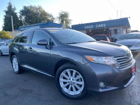 2011 Toyota Venza for sale at Real Deal Cars in Everett WA