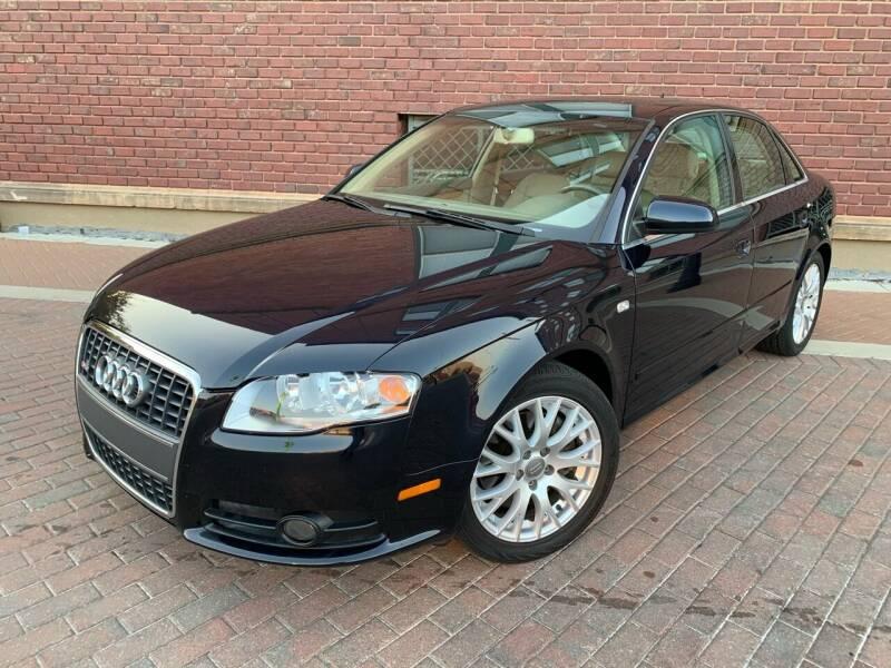 2008 Audi A4 for sale at Euroasian Auto Inc in Wichita KS