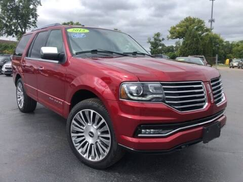 2015 Lincoln Navigator for sale at Newcombs Auto Sales in Auburn Hills MI