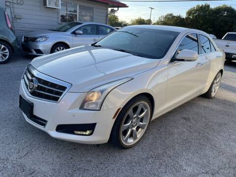 2014 Cadillac ATS for sale at Pary's Auto Sales in Garland TX