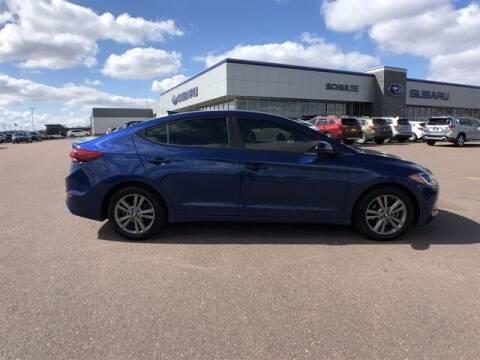 2018 Hyundai Elantra for sale at Schulte Subaru in Sioux Falls SD