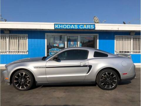 2011 Ford Mustang for sale at Khodas Cars in Gilroy CA