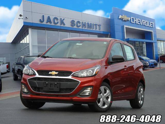 2021 Chevrolet Spark for sale at Jack Schmitt Chevrolet Wood River in Wood River IL