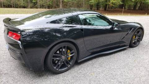 2014 Chevrolet Corvette for sale at European Performance in Raleigh NC
