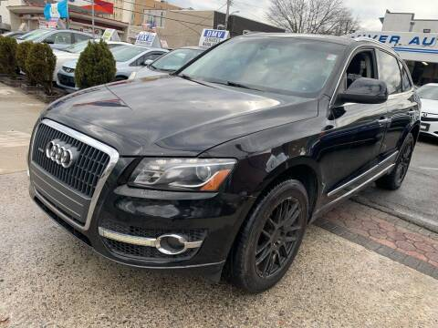 2012 Audi Q5 for sale at White River Auto Sales in New Rochelle NY