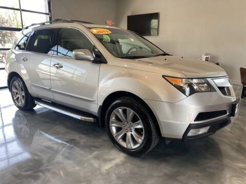 2011 Acura MDX for sale at Crossroads Car & Truck in Milford OH