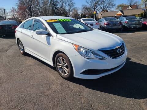2014 Hyundai Sonata for sale at Costas Auto Gallery in Rahway NJ