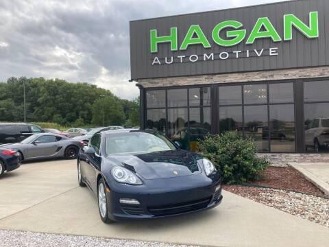 2010 Porsche Panamera for sale at Hagan Automotive in Chatham IL
