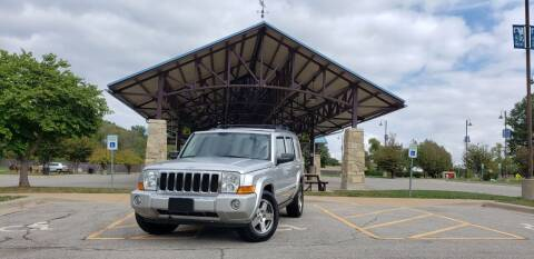 2010 Jeep Commander for sale at D&C Motor Company LLC in Merriam KS