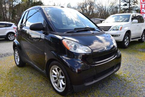 2008 Smart fortwo for sale at Victory Auto Sales in Randleman NC