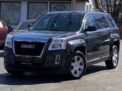 2014 GMC Terrain for sale at Kugman Motors in Saint Louis MO