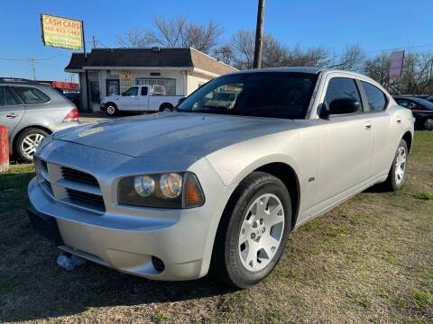 2007 Dodge Charger for sale at Texas Select Autos LLC in Mckinney TX
