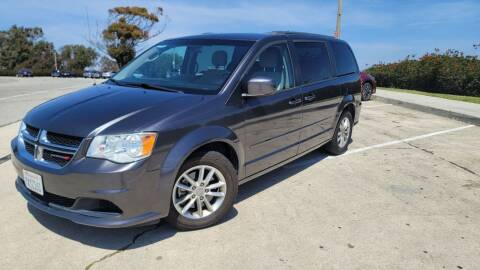 2016 Dodge Grand Caravan for sale at L.A. Vice Motors in San Pedro CA