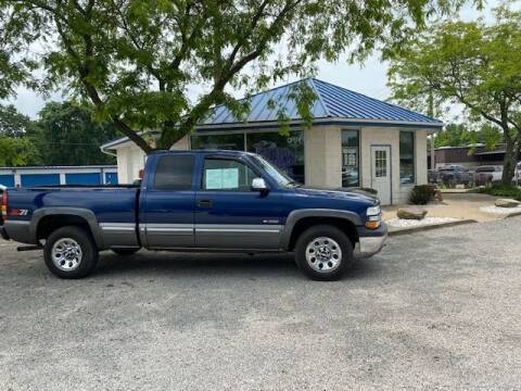 2000 Chevrolet Silverado 1500 for sale at Wallers Auto Sales LLC in Dover OH