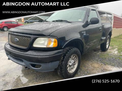 2003 Ford F-150 for sale at ABINGDON AUTOMART LLC in Abingdon VA