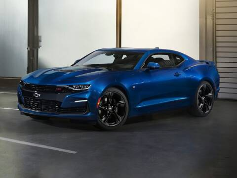 2021 Chevrolet Camaro for sale at Sundance Chevrolet in Grand Ledge MI