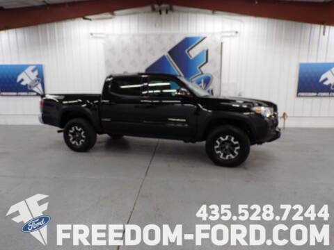 2020 Toyota Tacoma for sale at Freedom Ford Inc in Gunnison UT