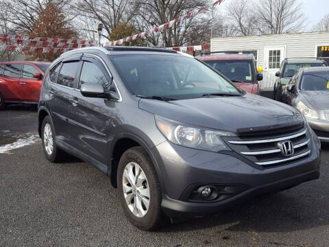 2013 Honda CR-V for sale at Car Complex in Linden NJ