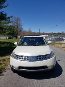 2007 Nissan Murano for sale at Speed Auto Mall in Greensboro NC