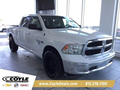 2019 RAM Ram Pickup 1500 Classic for sale at COYLE GM - COYLE NISSAN in Clarksville IN
