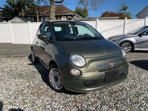 2012 FIAT 500c for sale at Ultimate Motors in Port Monmouth NJ