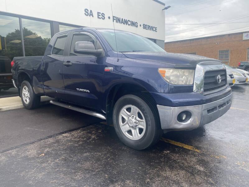 2008 Toyota Tundra for sale at Abrams Automotive Inc in Cincinnati OH