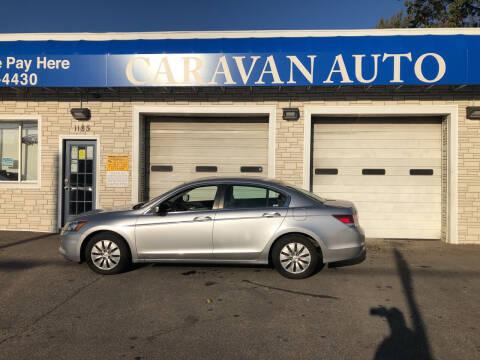 2012 Honda Accord for sale at Caravan Auto in Cranston RI