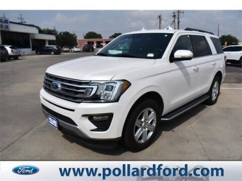 2019 Ford Expedition for sale at South Plains Autoplex by RANDY BUCHANAN in Lubbock TX