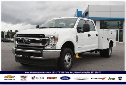 2021 Ford F-350 Super Duty for sale at WHITE MOTORS INC in Roanoke Rapids NC