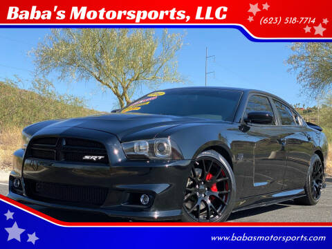 2012 Dodge Charger for sale at Baba's Motorsports, LLC in Phoenix AZ
