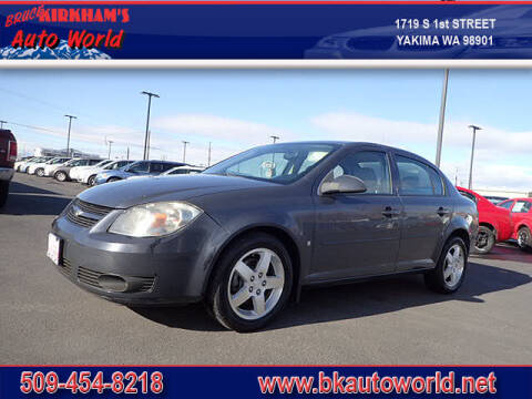 2008 Chevrolet Cobalt for sale at Bruce Kirkham Auto World in Yakima WA