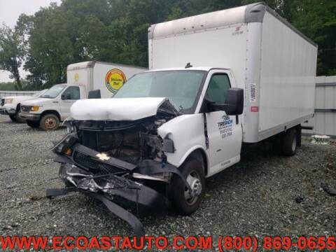 2019 Chevrolet Express Cutaway for sale at East Coast Auto Source Inc. in Bedford VA